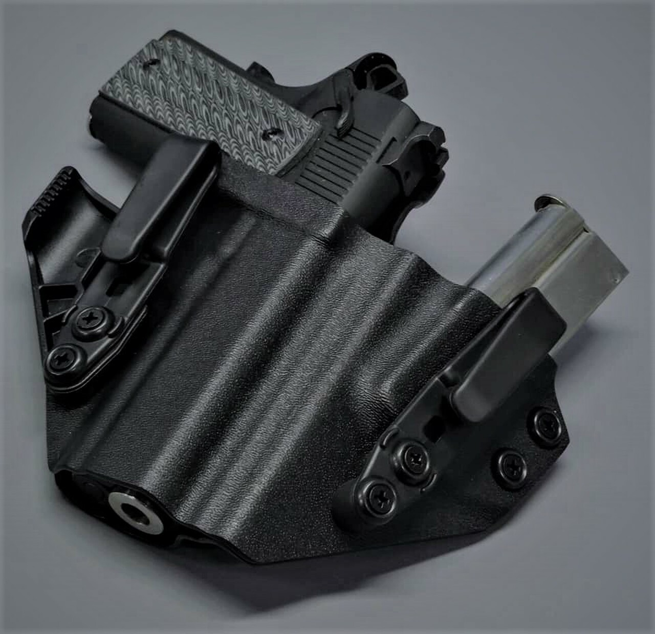 1911 Sidecar Appendix Carry Rig