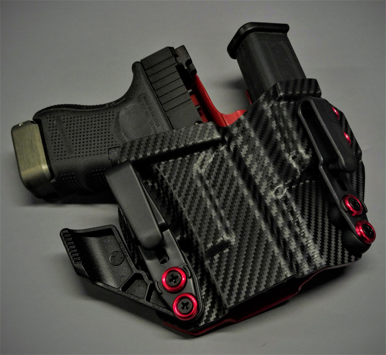 Glock 26 Sidecar Appendix Carry Rig