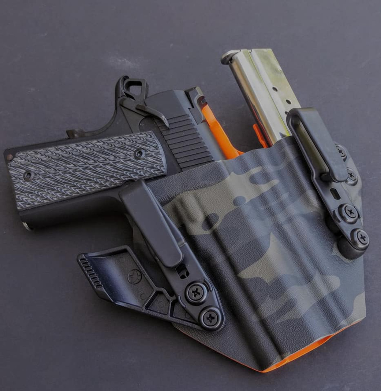 1911  Sidecar Appendix Carry Rig Holster