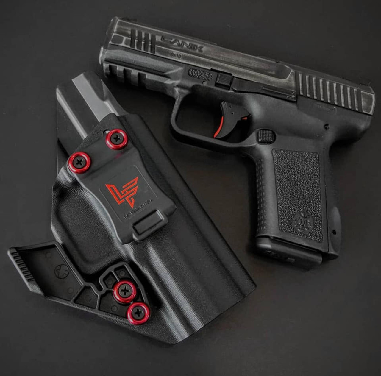 Canik TP9 SF Elite Appendix Carry Kydex Holster