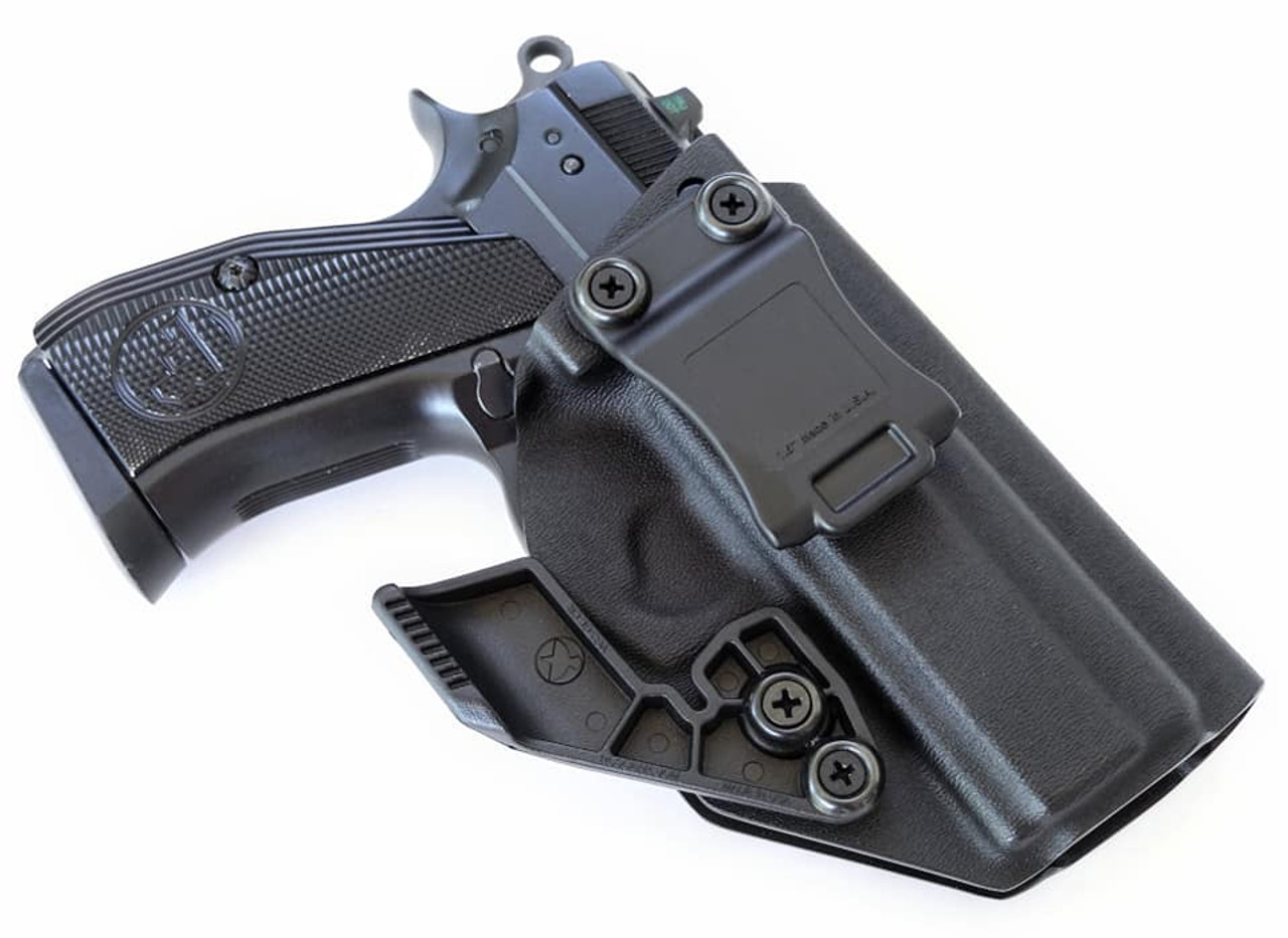 CZ P01 Appendix Carry Kydex Holster