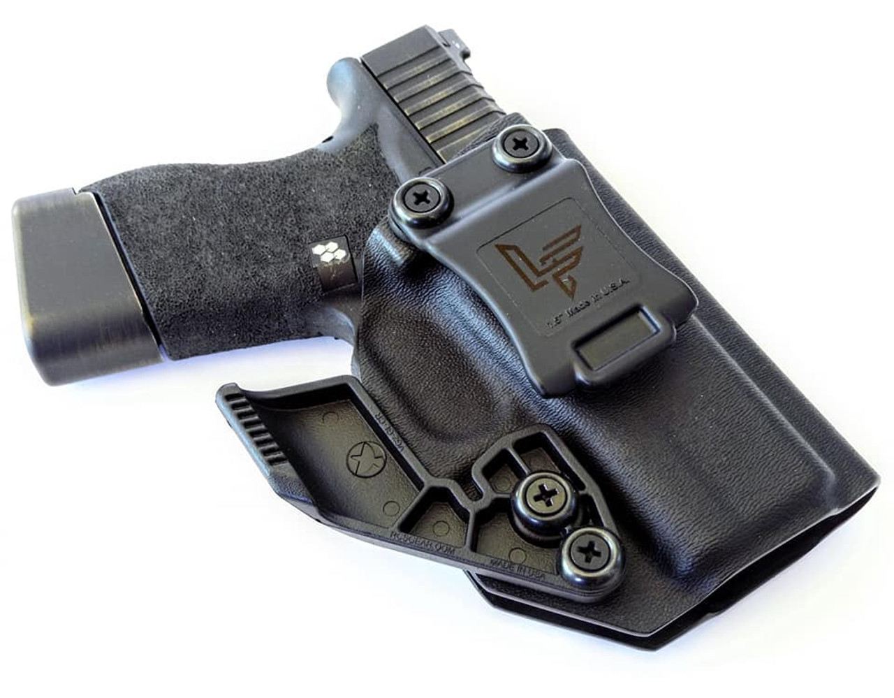 Glock 43 Appendix Carry Kydex Holster