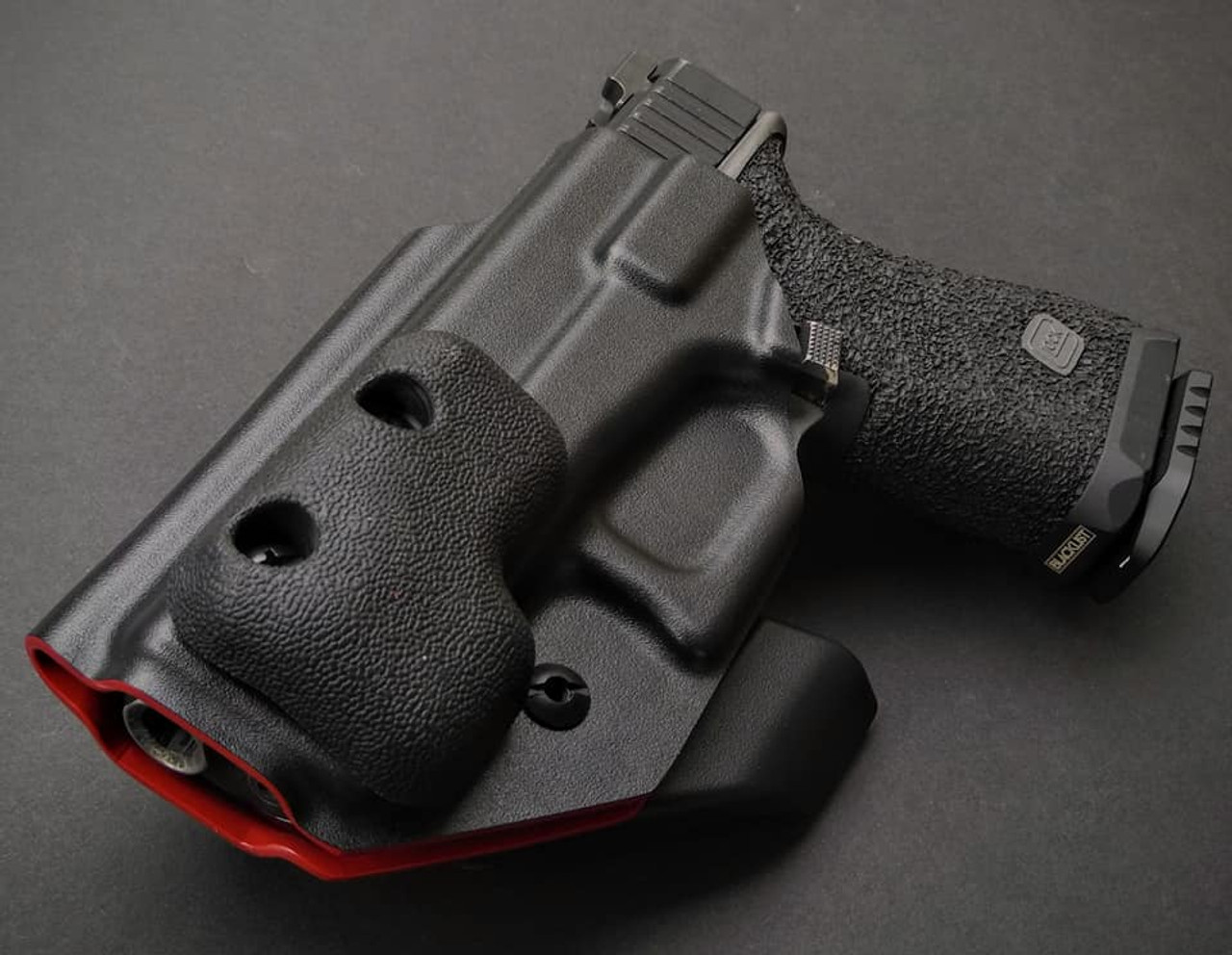 Glock 19 Holster with Wedge
