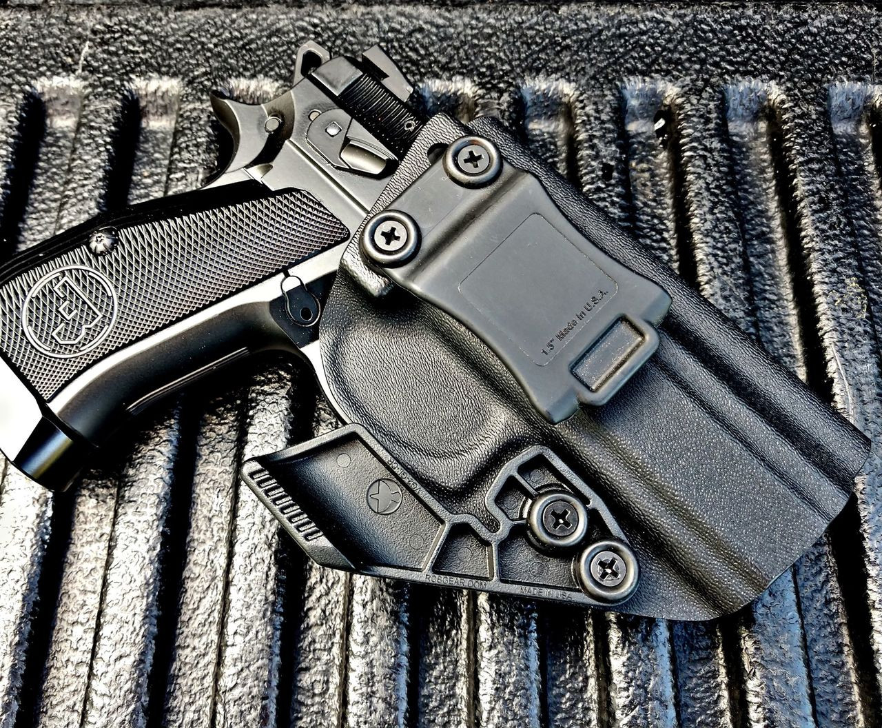 CZ P-01 Appendix Carry Kydex Holster