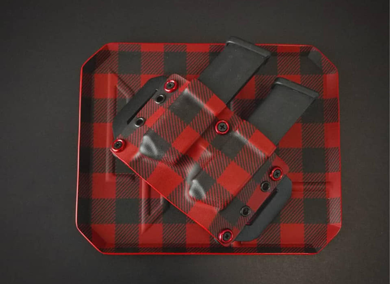 RED FLANNEL EDC TRAY