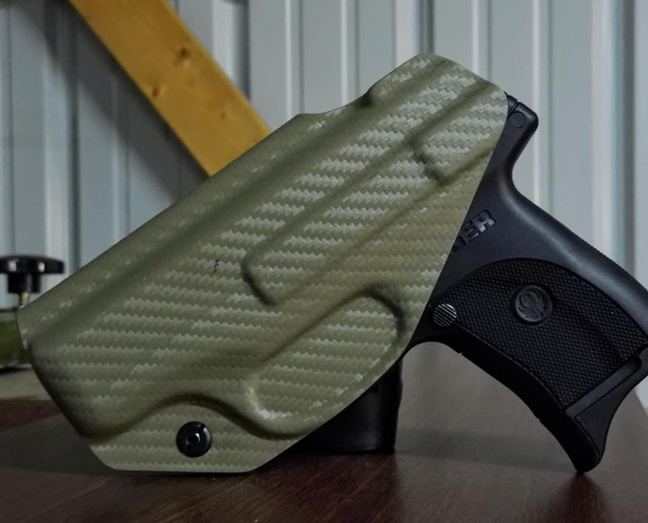 Ruger LC9/LC9s Cronus Holster FDE