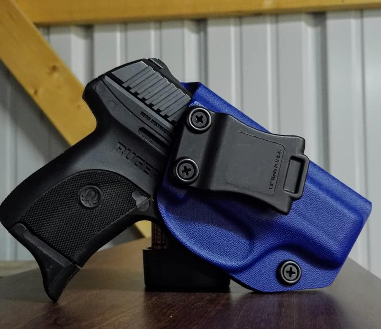 Ruger LC9/LC9s Cronus Holster Royal Blue