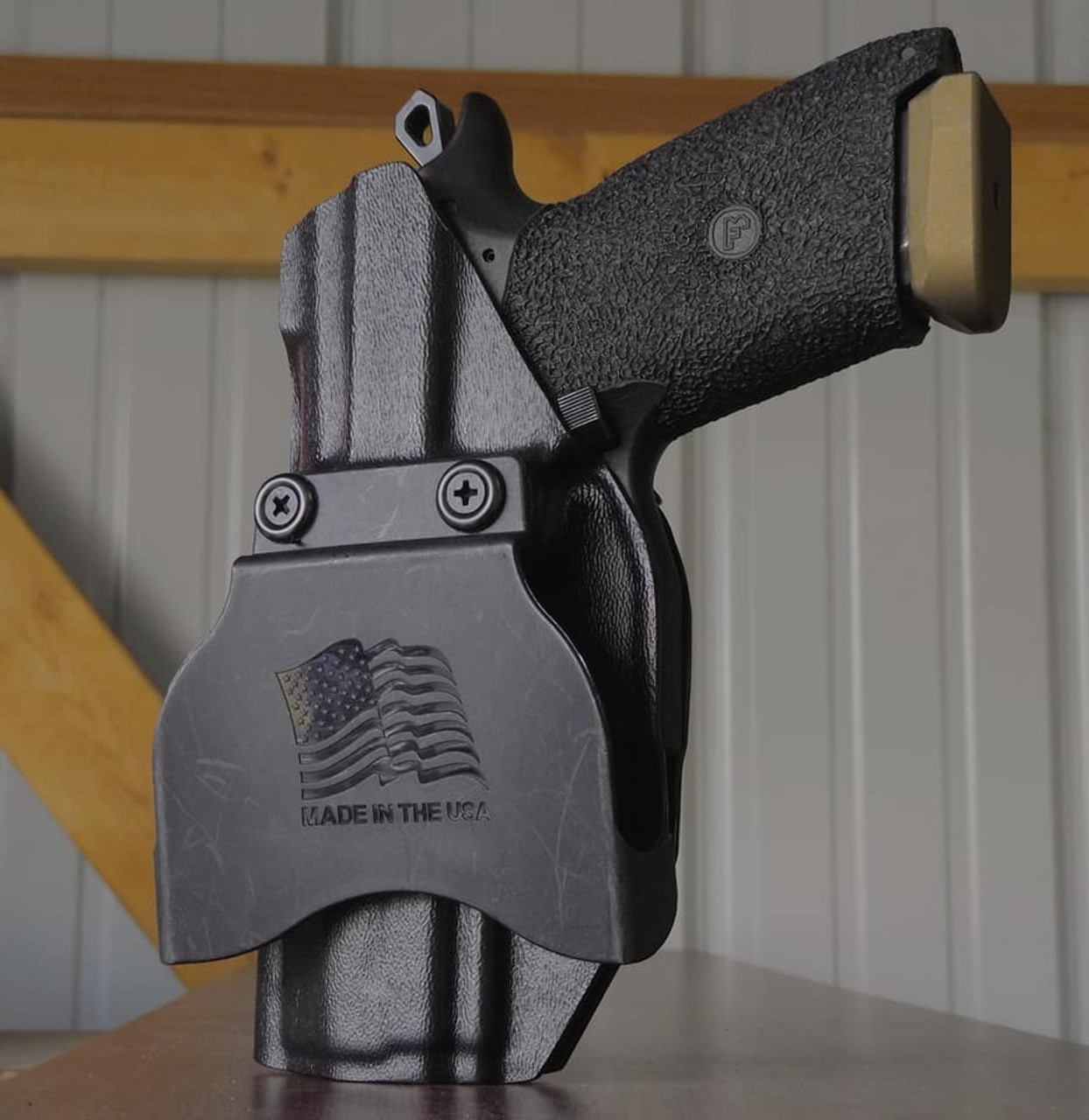 CZ P-07 Epsilon Paddle Holster