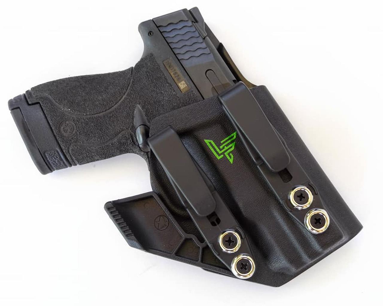 M&P Shield 45 Dual Hook Appendix Carry Holster