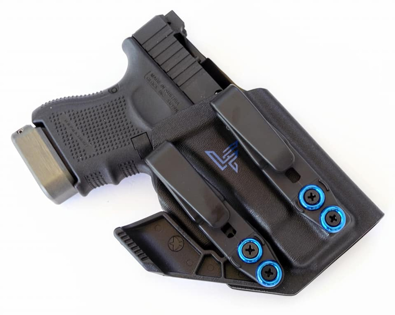 Glock 26 Appendix Carry Holster