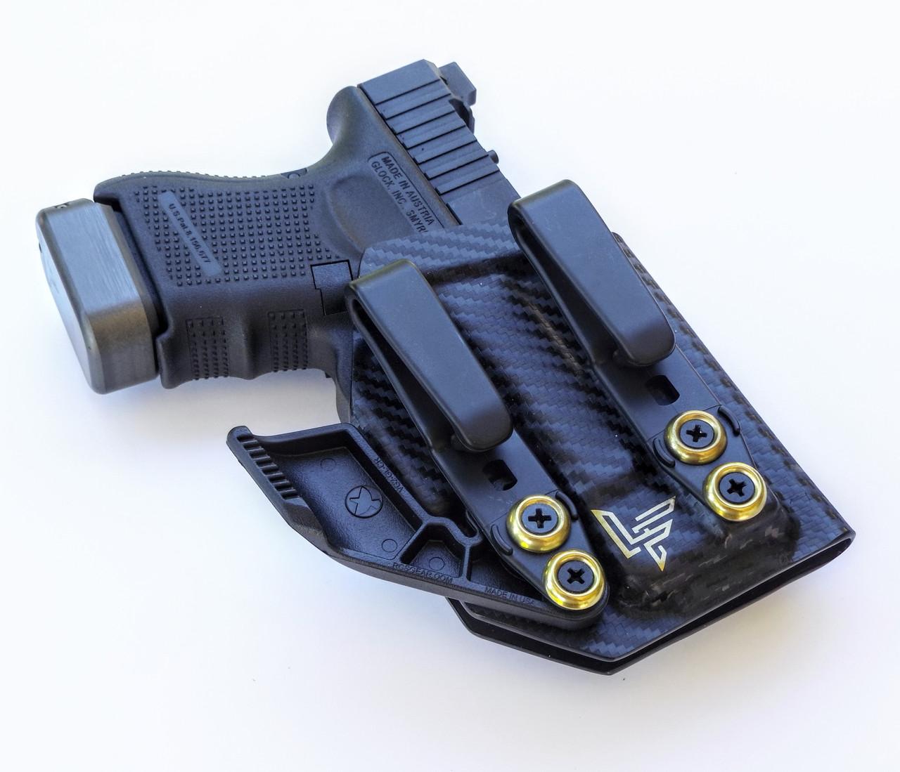 Glock 26 Carbon Fiber Holster