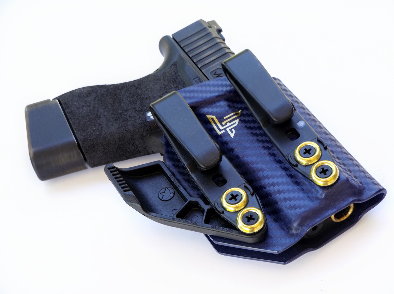 Glock 43 Carbon Fiber Holster