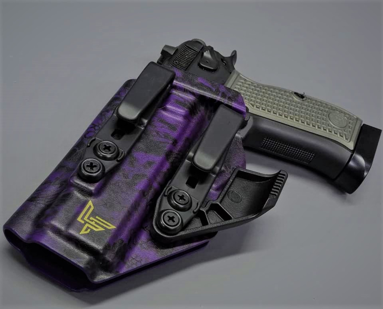 CZ SP-01 Appendix Carry Holster
