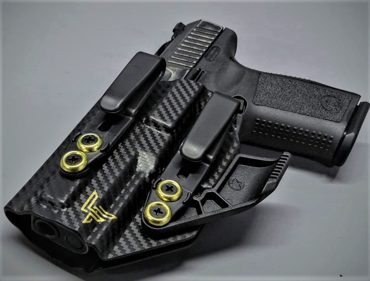 Canik TP9SF Appendix Carry Holster