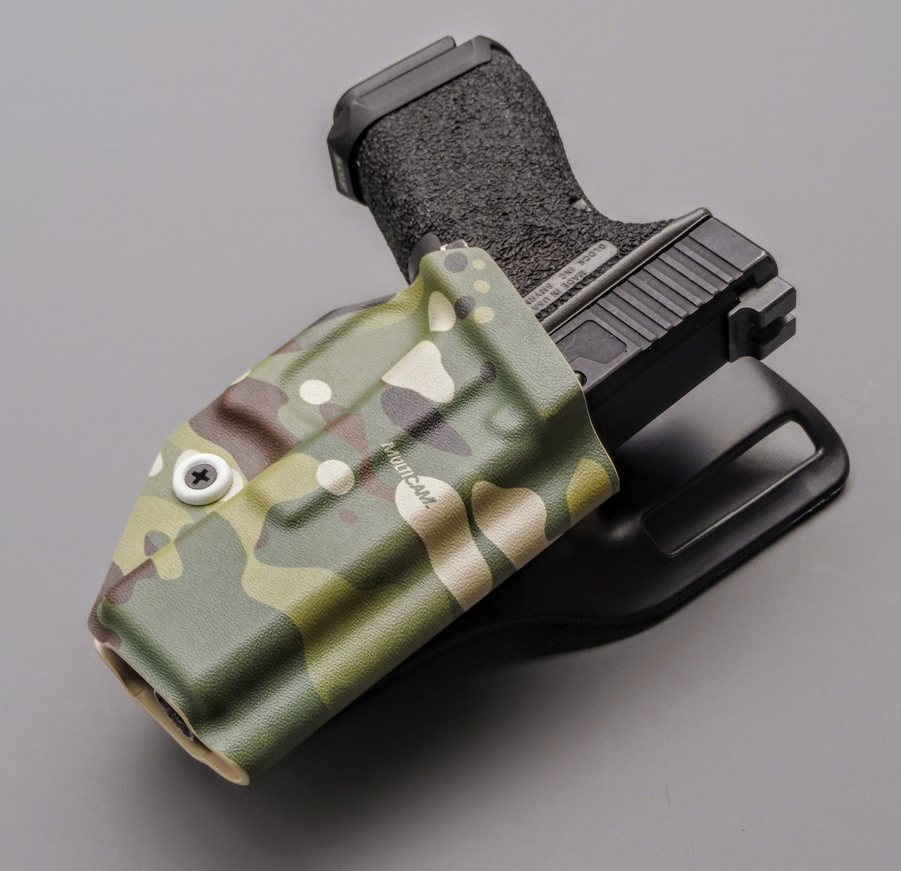 GLOCK 19 SAFARILAND UBL DROP HOLSTER
