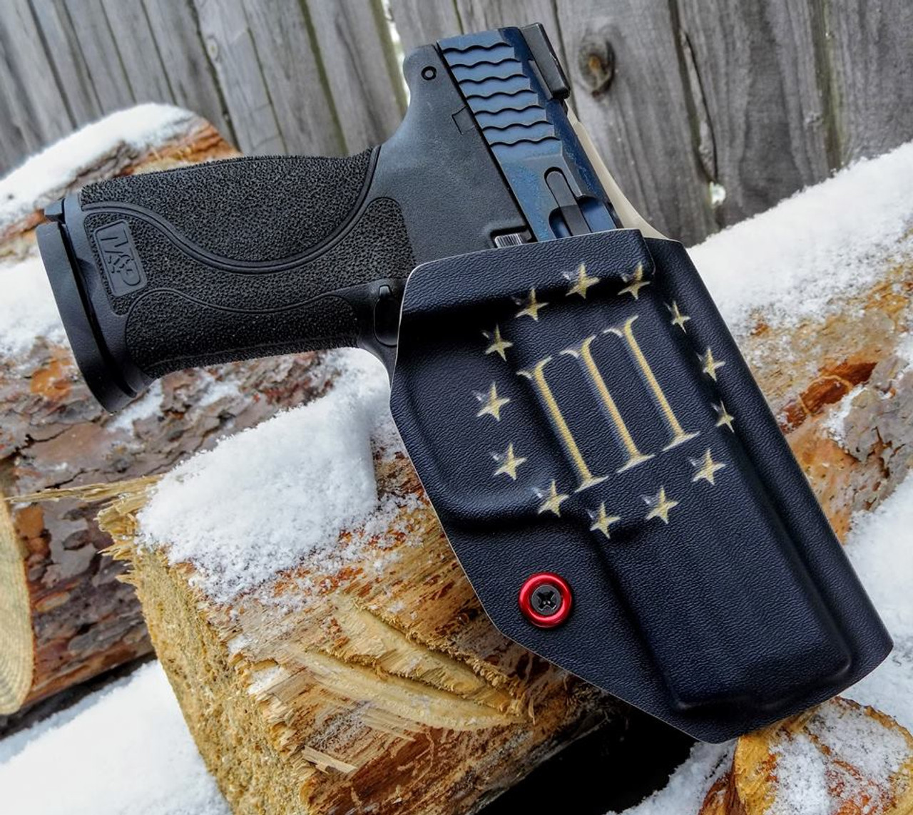 M&P Outside Waistband Holster