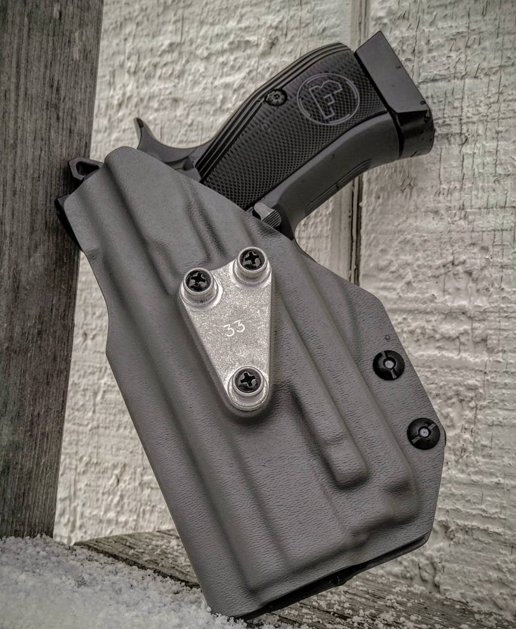 CZ P-01 Light Bearing G-Code G-Code RTI Holster