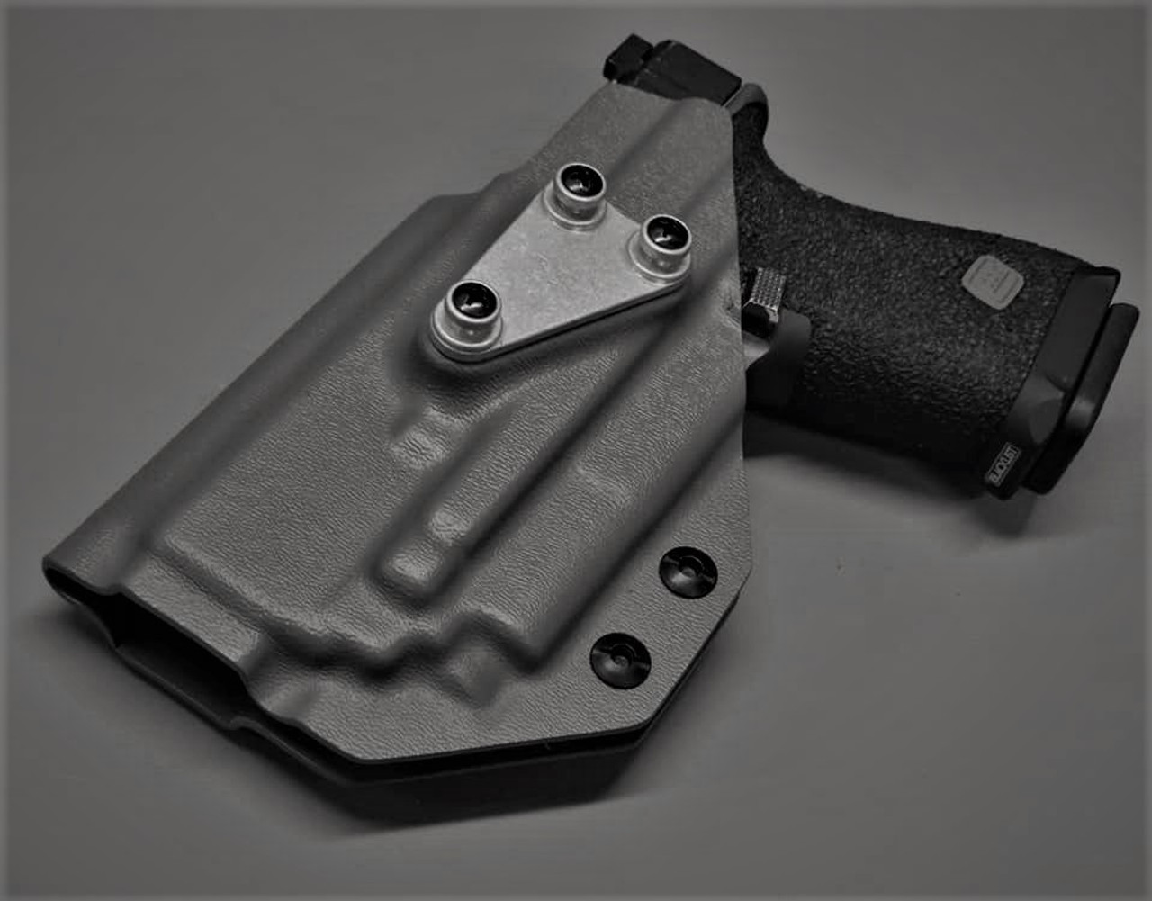 Glock 19 OLight PL Mini 2 G-Code RTI Holster