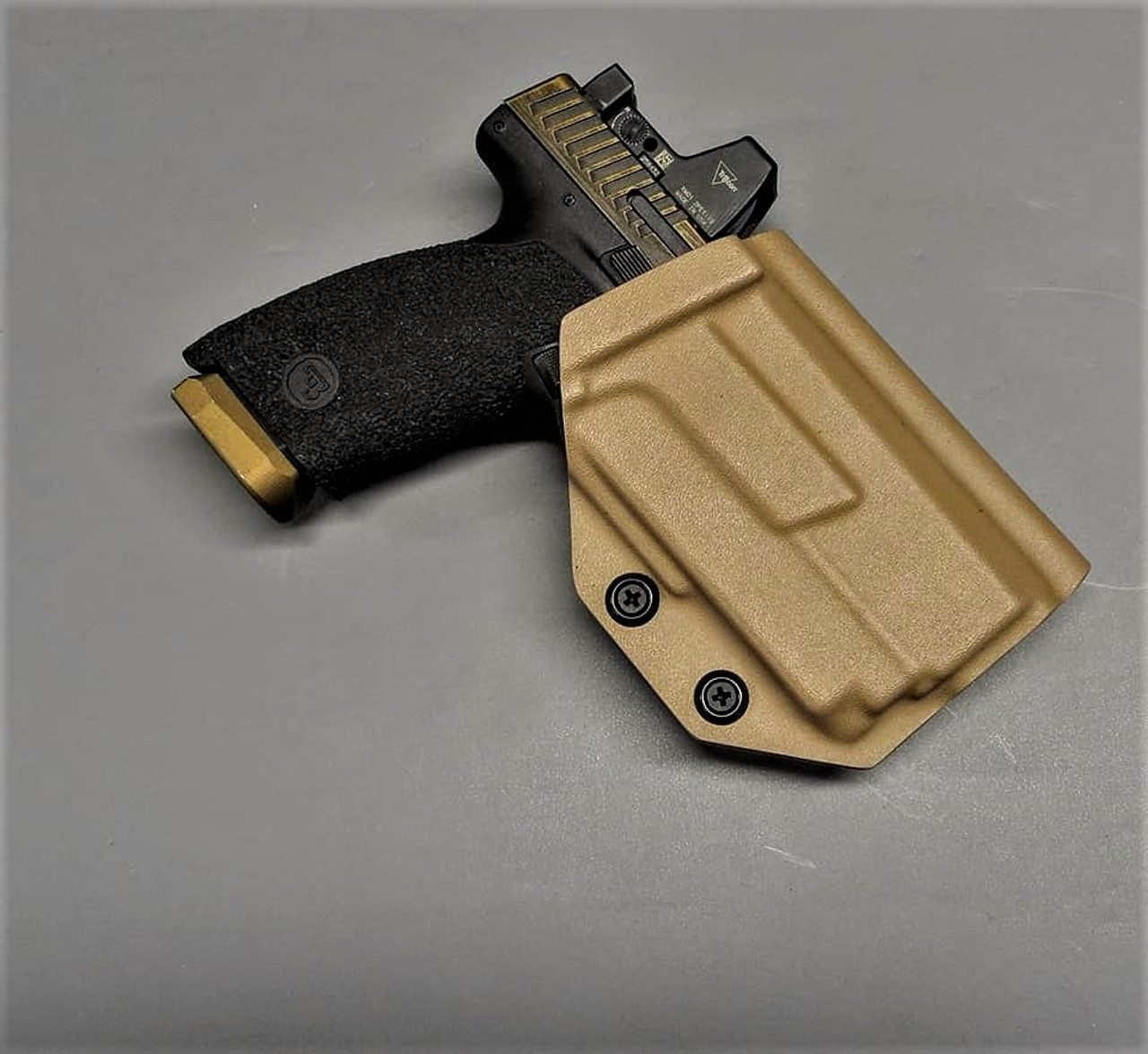CZ P10 OLight PL Mini  G-Code RTI Holster