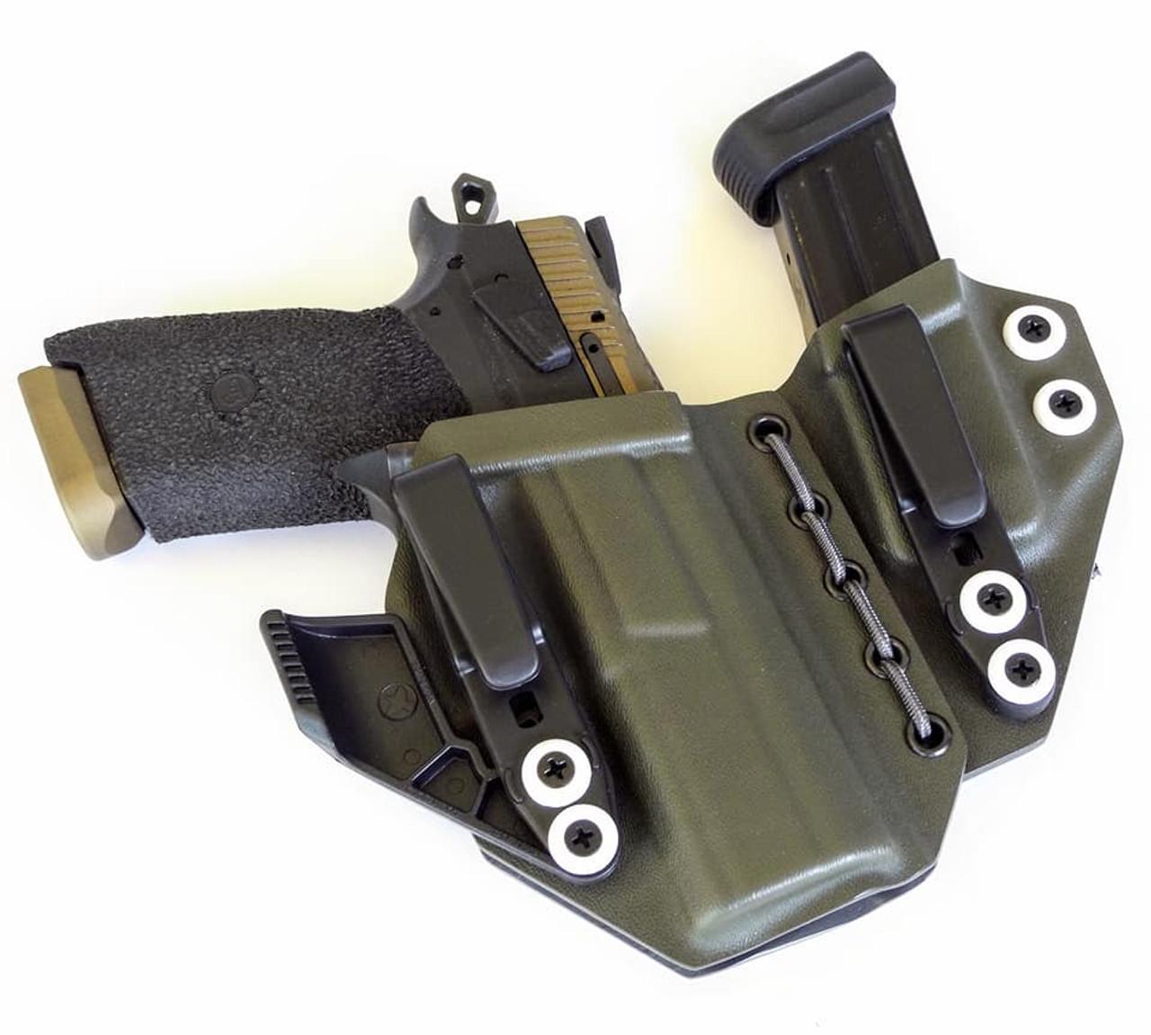 CZ P07 Flexible Appendix Carry Rig Holster
