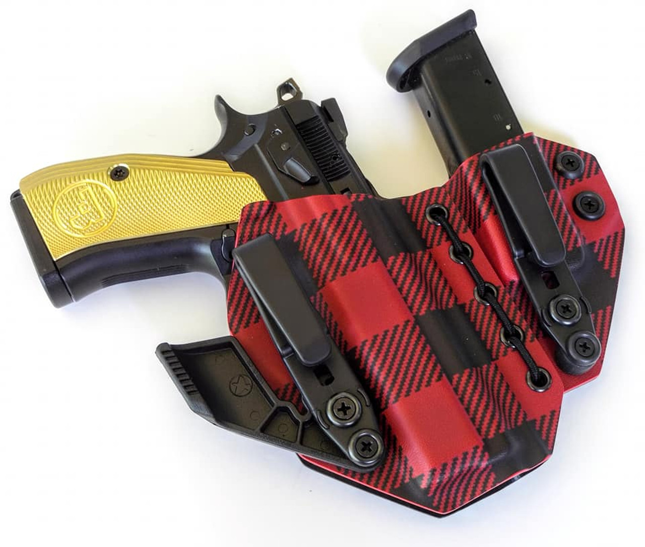 CZ P01 Flexible Appendix Carry Rig Holster