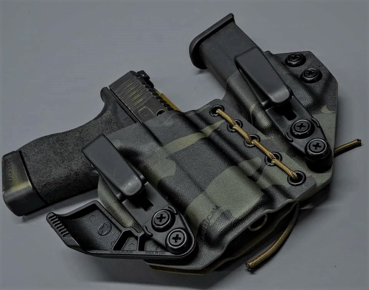 Glock 43 Appendix Carry Rig