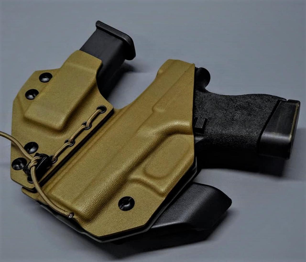 Glock 43x Appendix Carry Rig