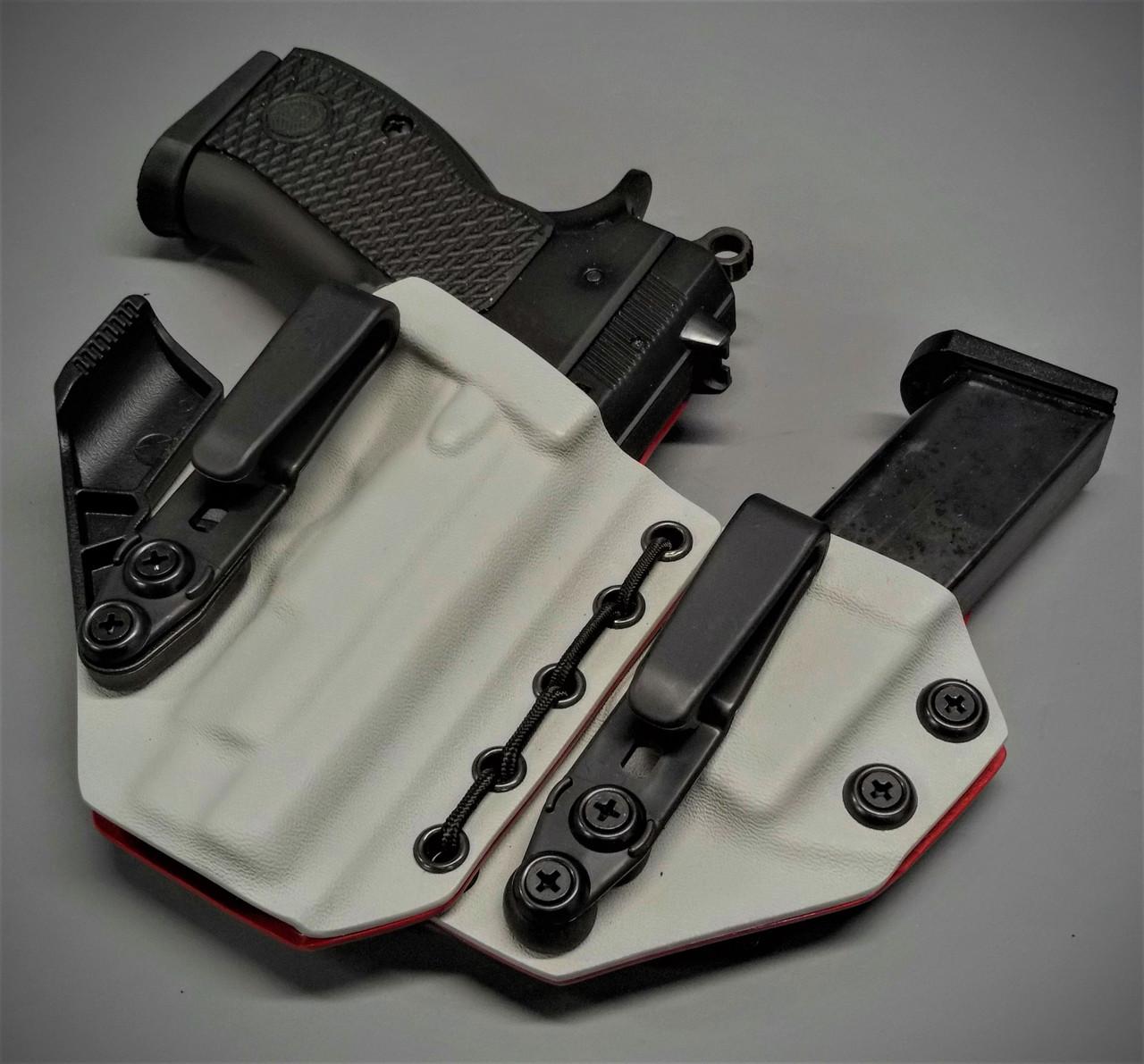 CZ 75 Compact Appendix Carry Rig