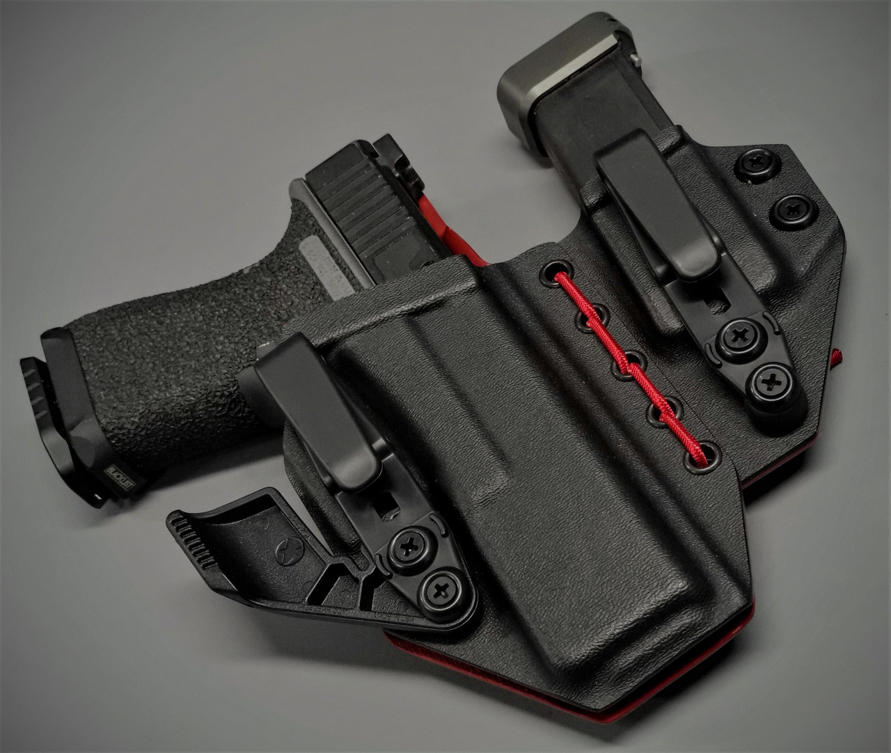 Glock 17 Appendix Carry Rig