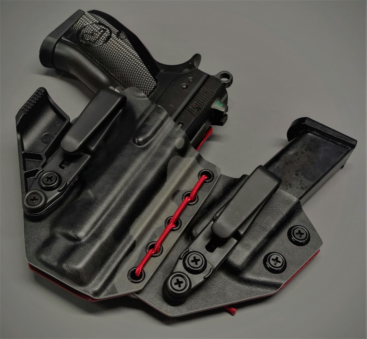 CZ PCR Appendix Carry Rig