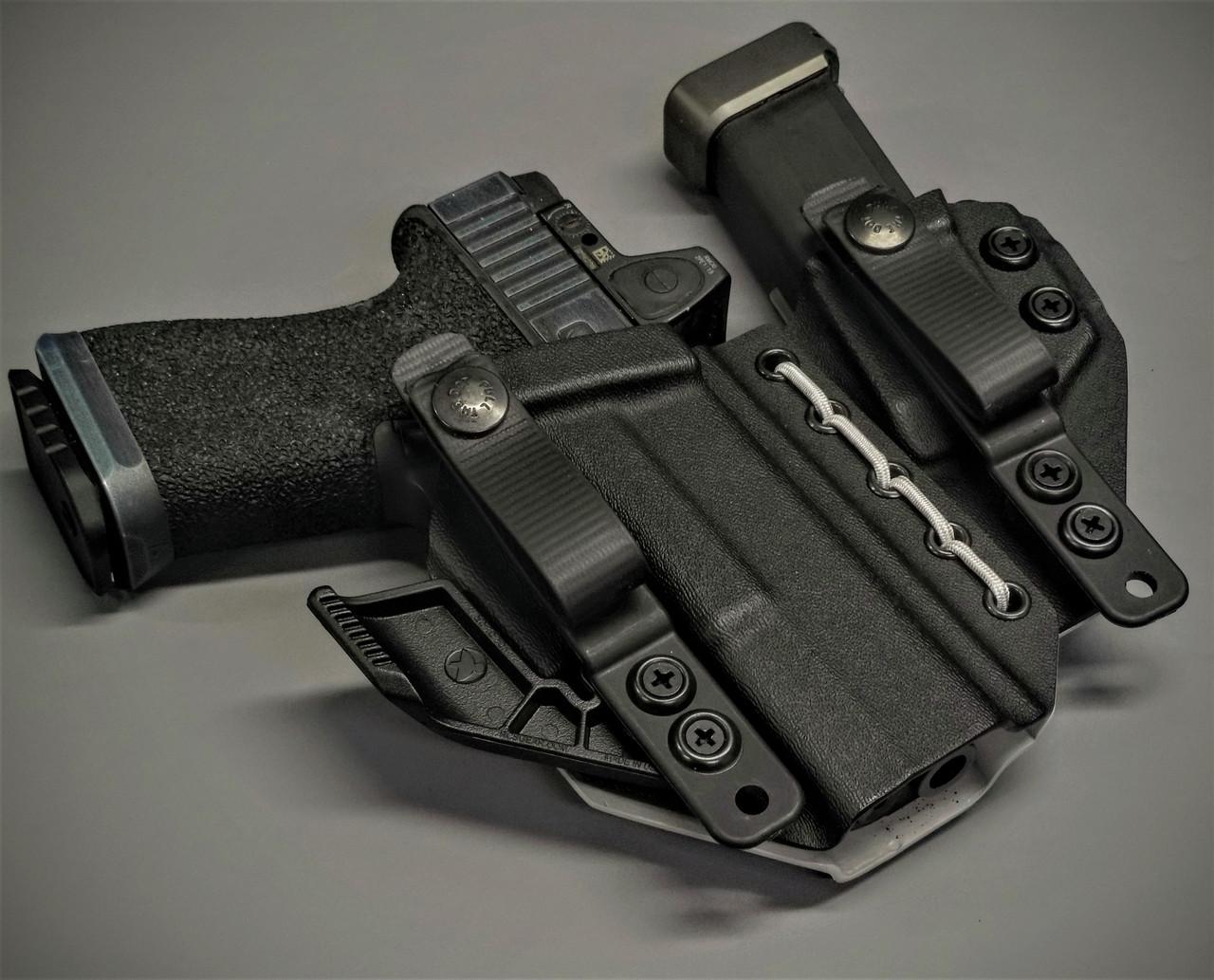 Glock 19  Appendix Carry Rig