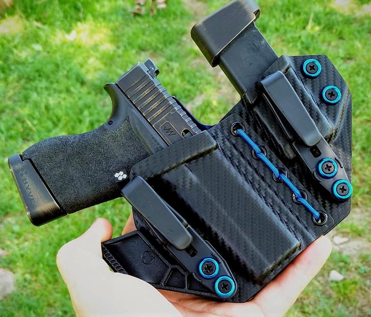 Glock 43  Appendix Carry Rig