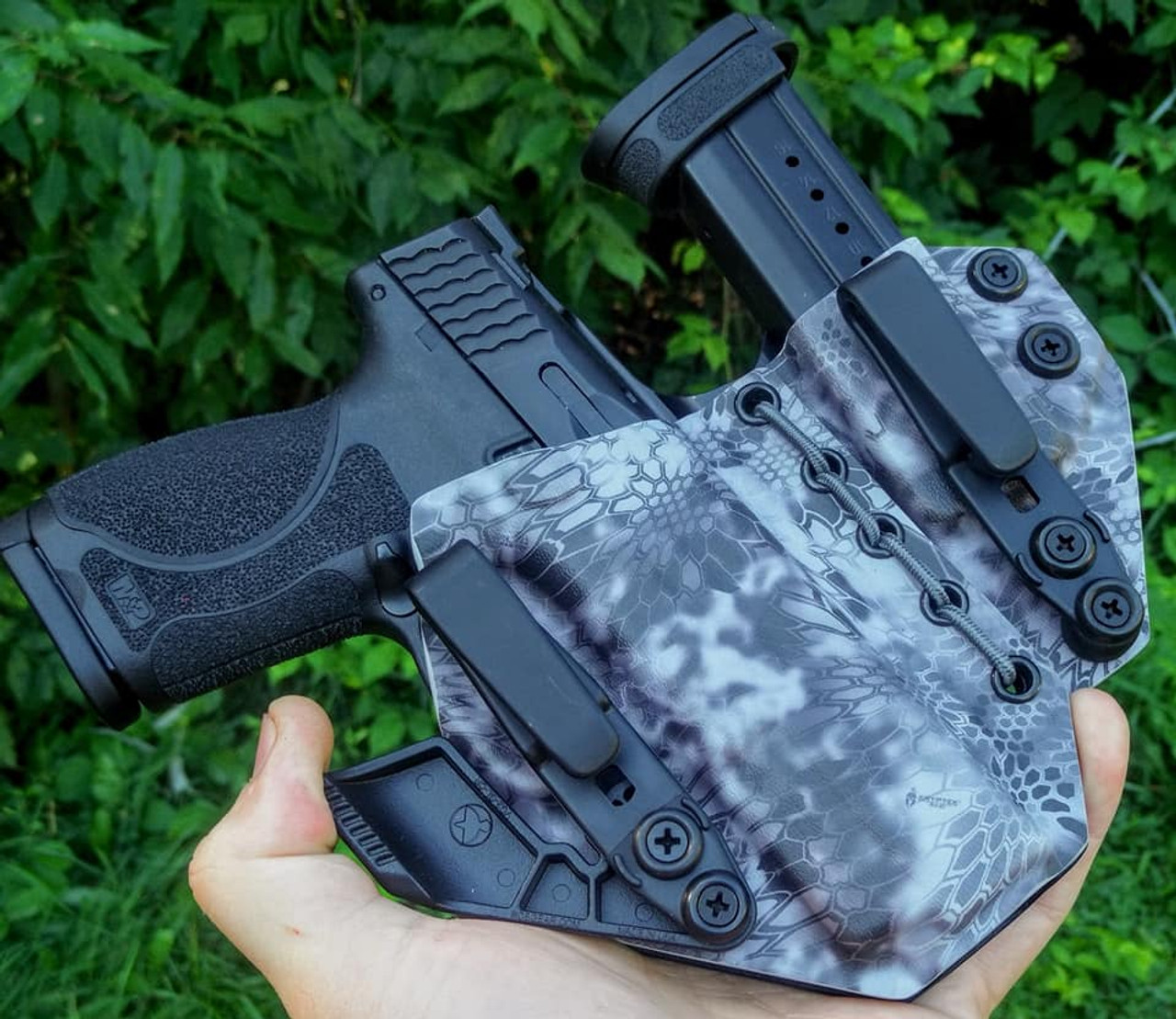 M&P Appendix Carry Rig