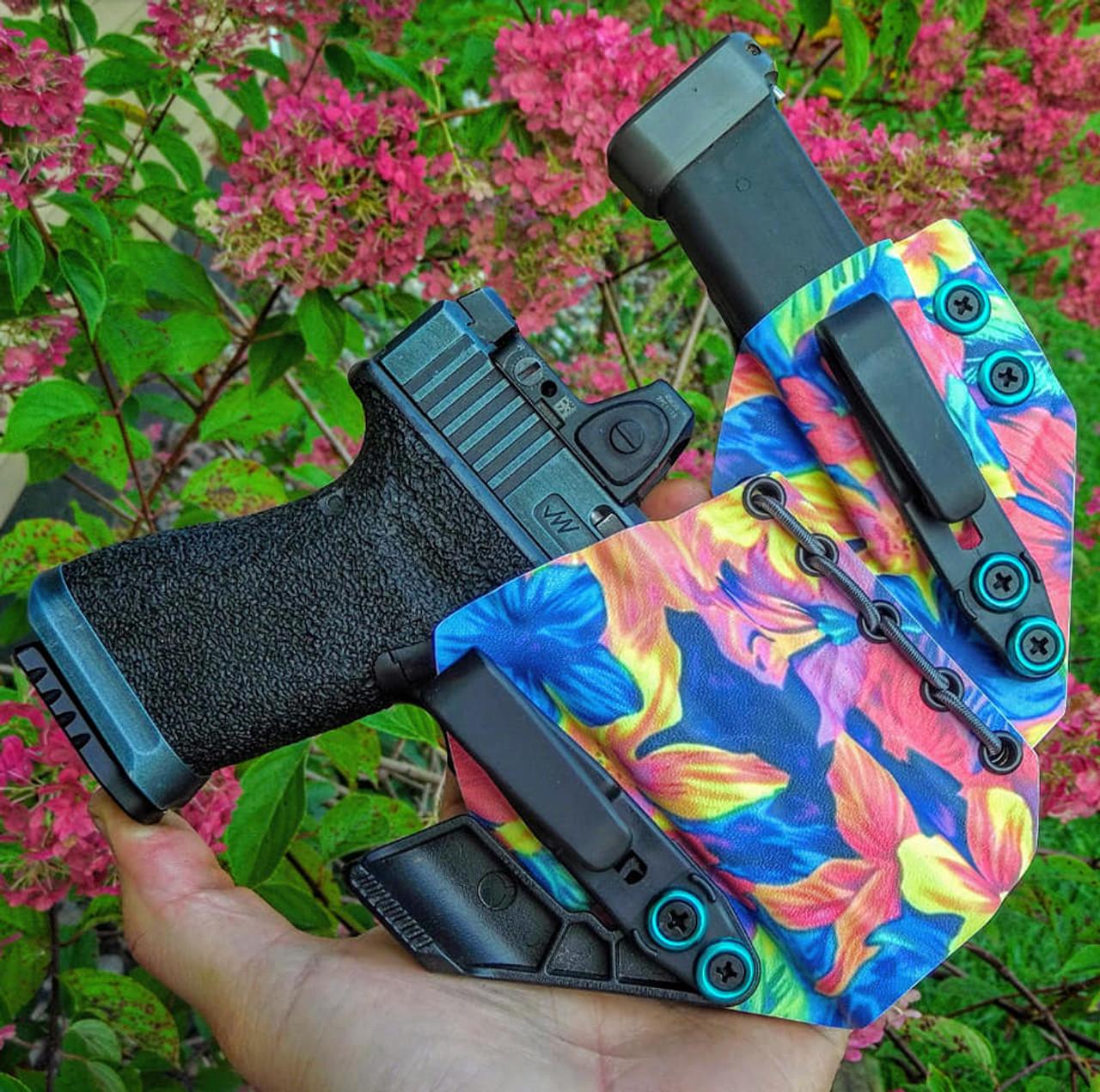 Glock 19 Flexible Appendix Carry Rig