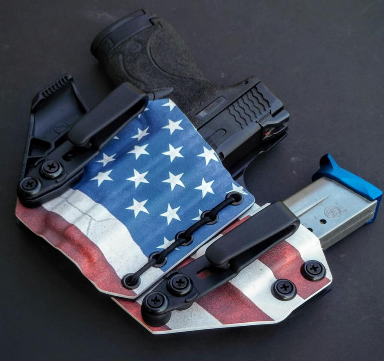 M&P Shield Flexible Appendix Carry Rig