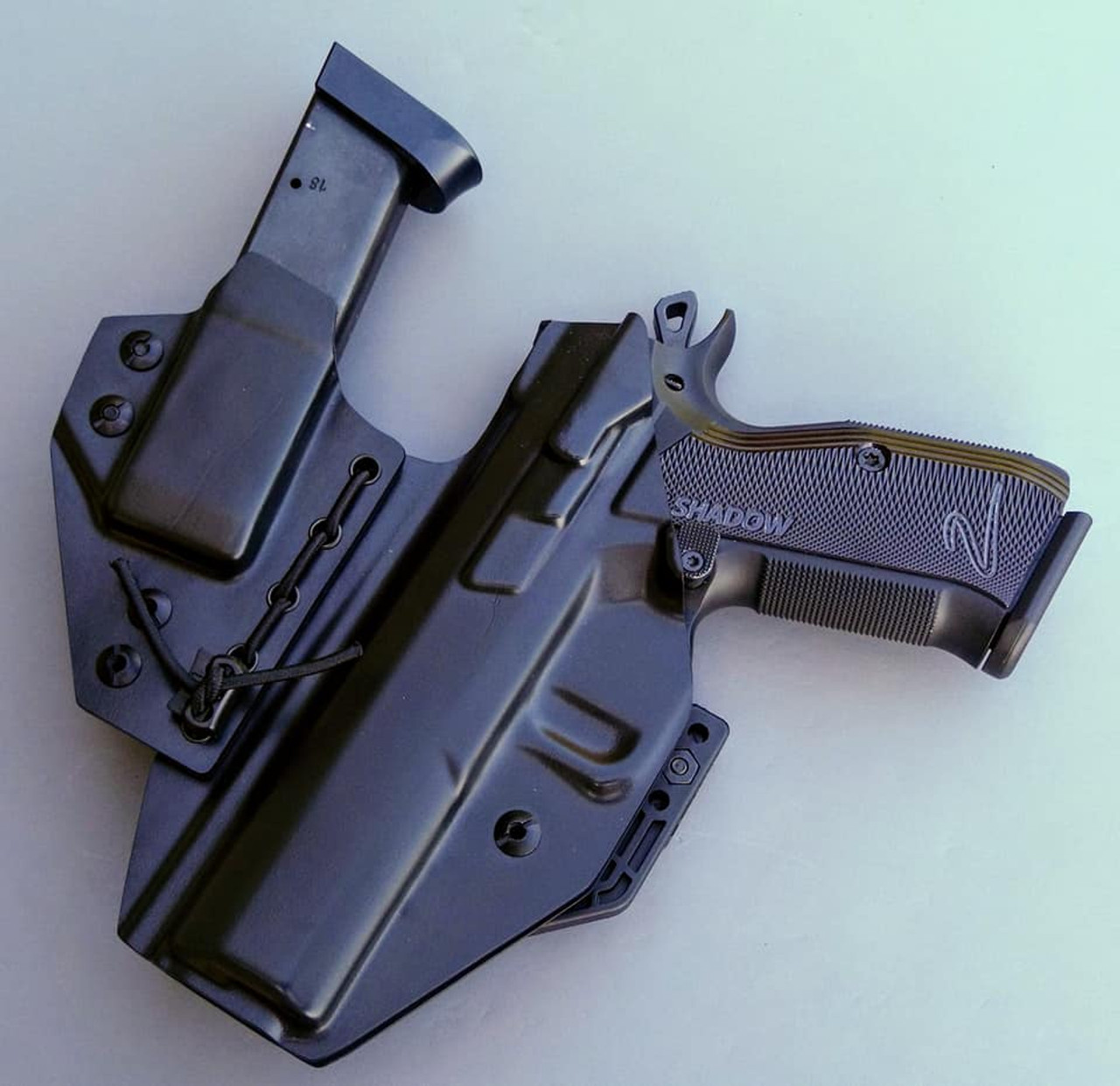 CZ Shadow 2 Flexible Appendix Carry Rig