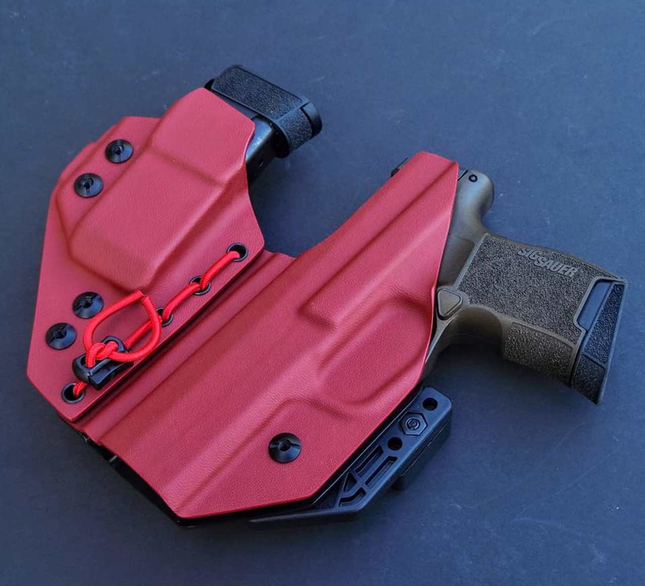 Sig P365 XL Flexible Appendix Carry Rig