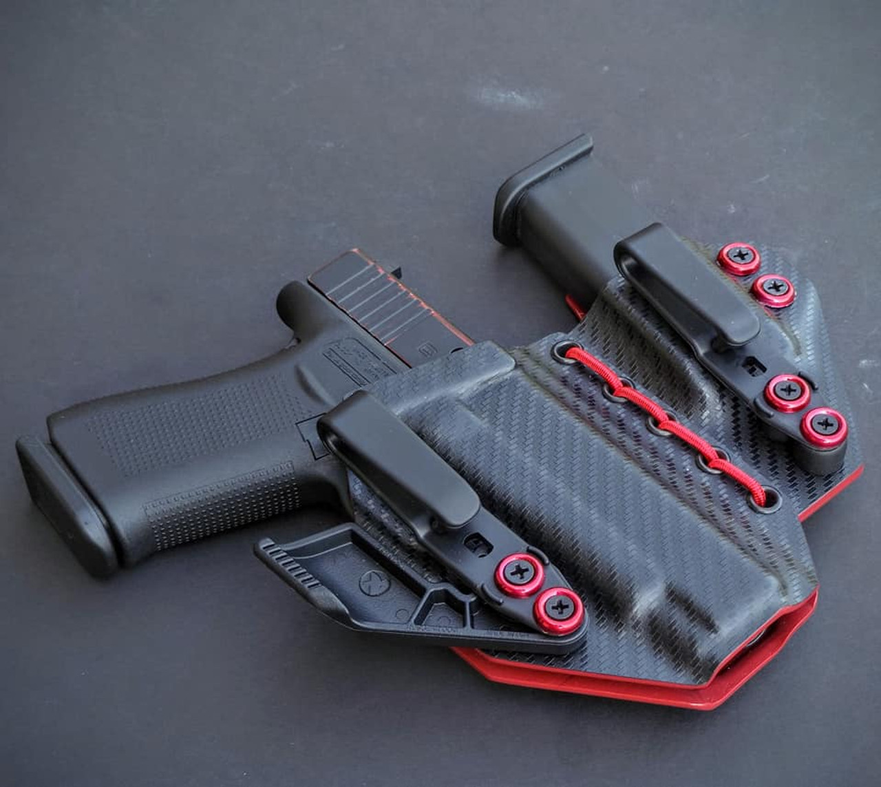 Glock 48 Flexible Appendix Carry Rig
