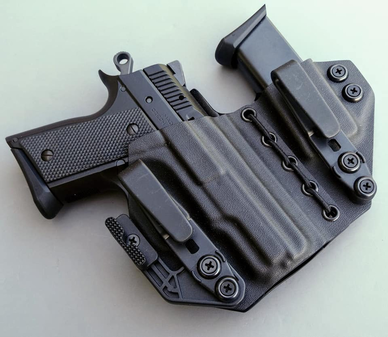 CZ 2075 Rami Flexible Appendix Carry Rig