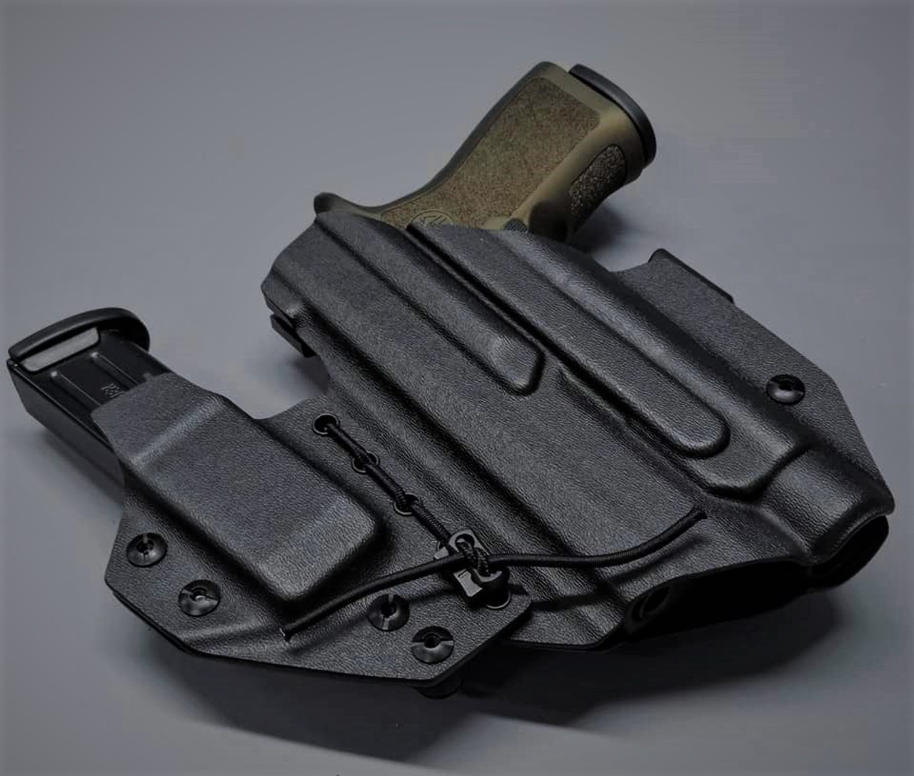 Sig P320 TLR1 Flexible Appendix Carry Rig