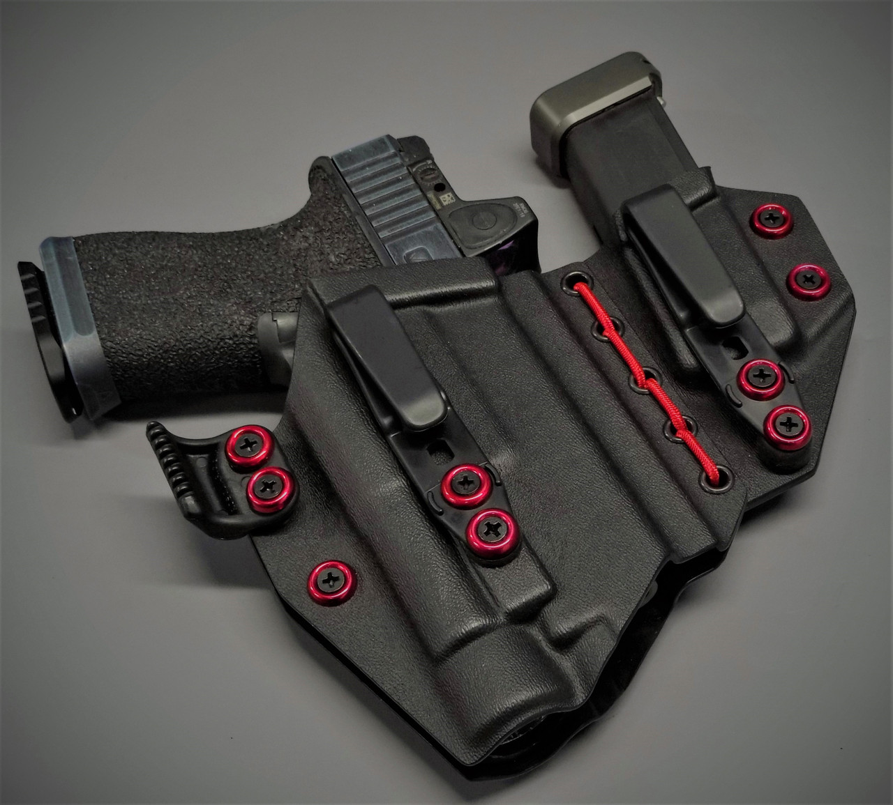 Glock 19 TLR1 Flexible Appendix Carry Rig