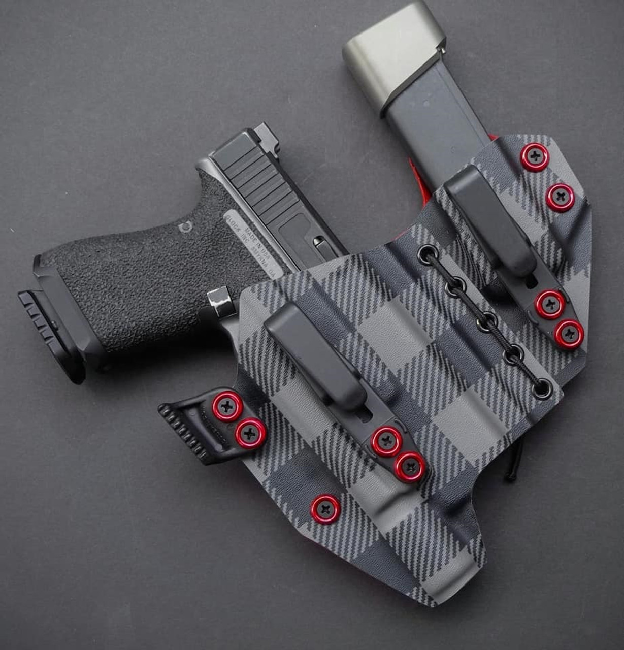 Glock 19 Surefire x300 Flexible Appendix Carry Rig
