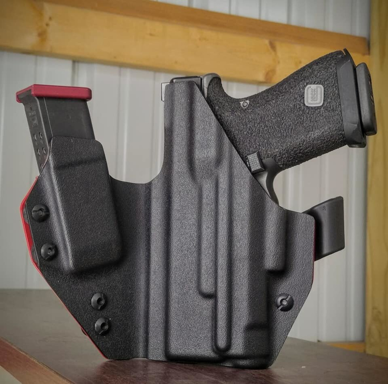 Glock 19  Inforce APLc Sidecar