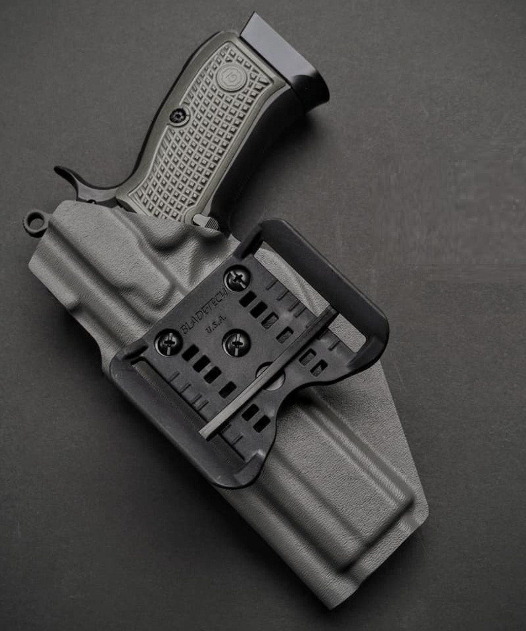 CZ SP01 Outside Waistband Holster