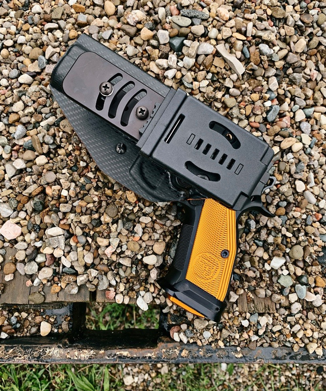 AXION COMPETITION HOLSTER (OWB)