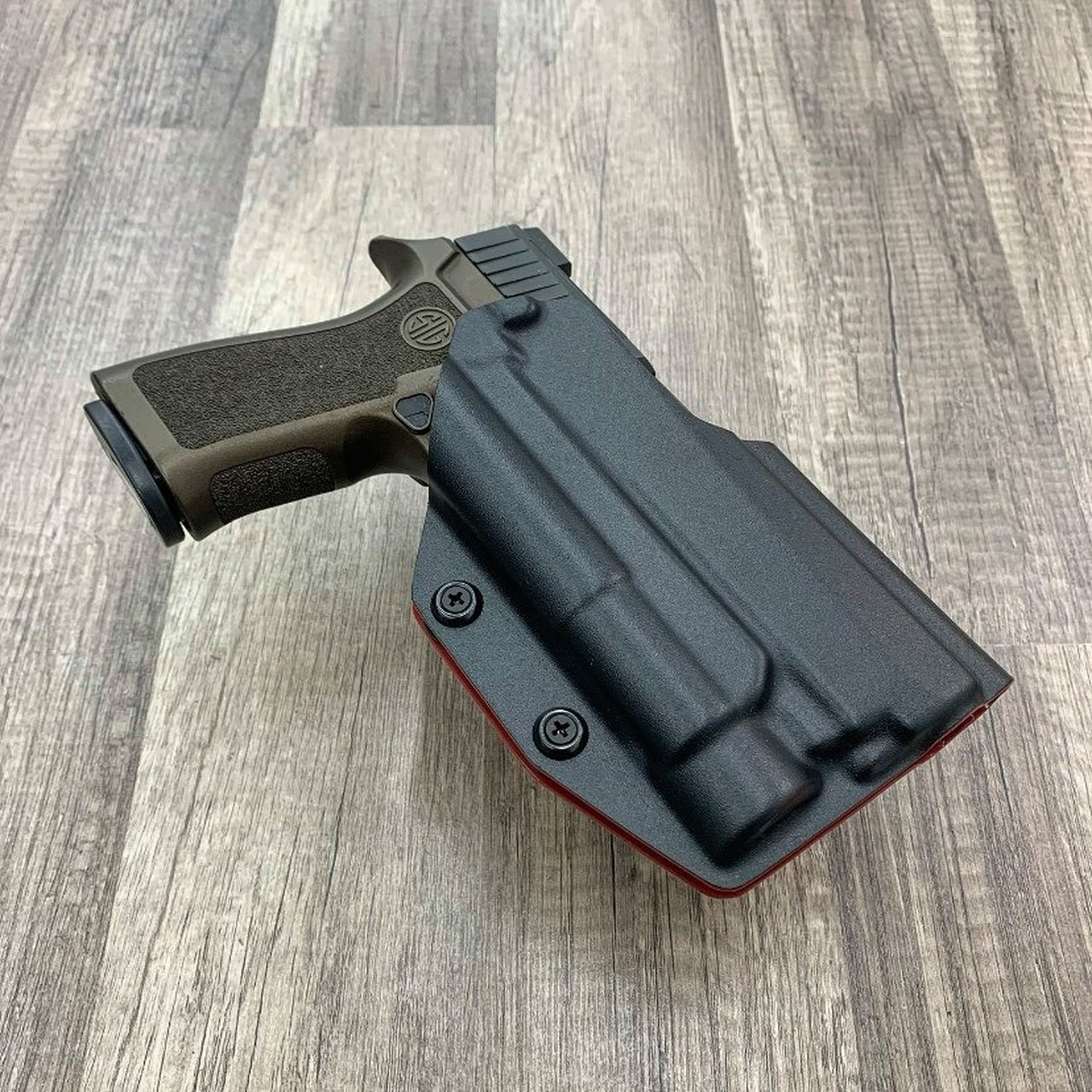 Sig P320 FULL SIZE Competition Holster