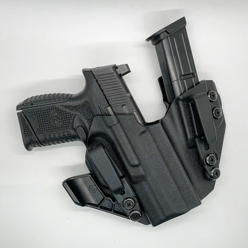 FN 509 Compact Appendix Carry Sidecar Inside Waistband Holster