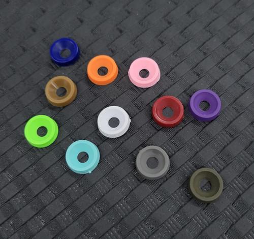 Plastic Finish Washers (Set of 4)