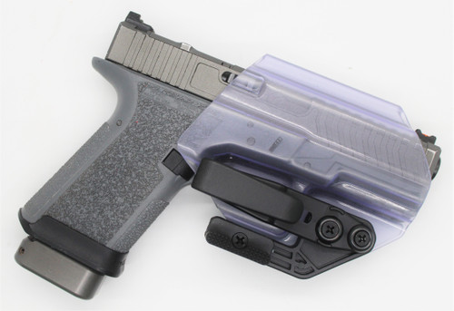 Poly 80 (Glock 19) Inside Waistband Ghost Clear