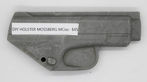 DIY Holster Mossberg MCisc CNC Mold